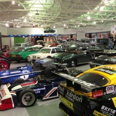 Photo taken at Heritage Motor Centre by Alan W. on 3/2/2013