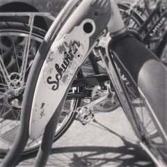 Photo taken at Oak Cliff Bicycle Company by Alan W. on 5/4/2014