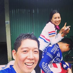 Photo taken at Krisdadoi Resort Chiang Mai by Pong S. on 6/14/2014