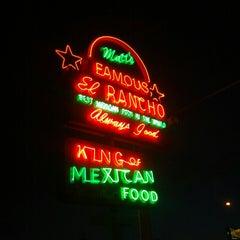Photo taken at Matt's Famous El Rancho by Michael M. on 6/8/2013