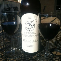 Photo taken at Victoria Valley Vineyards by Kevin M. on 11/20/2012
