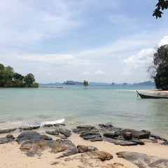 Photo taken at Nakamanda Resort And Spa Krabi by Francis Eduardo M. on 5/10/2013
