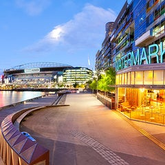 Photo taken at Watermark Docklands by Watermark Docklands on 9/24/2013