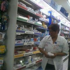 Photo taken at Farmacias del Ahorro by Verónica L. on 2/20/2014