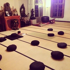Photo taken at San Francisco Zen Center by Alpha W. on 2/12/2014