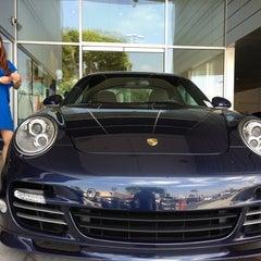 Photo taken at Porsche of Downtown LA by Christian L. on 6/15/2013