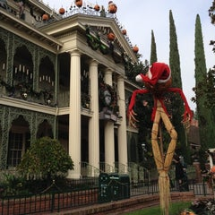 Photo taken at Haunted Mansion by Jason C. on 12/9/2012