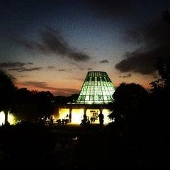 Photo taken at San Antonio Botanical Garden by Brian D. on 10/14/2012