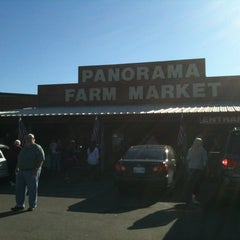 Photo taken at Panorama Orchards Farm Market by Kelly Q. on 10/21/2012