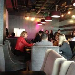 Photo taken at 901 Restaurant & Bar by Christopher V. on 11/8/2012