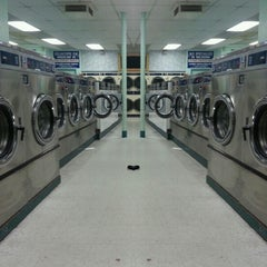Photo taken at Del Mar Coin Laundry by Mike H. on 1/21/2013