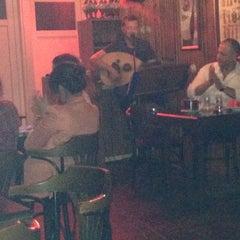 Photo taken at Muhabbet Bar by Erkan on 10/13/2013