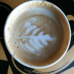 Photo taken at Jackson Coffee Co. by Sara J. on 10/4/2012