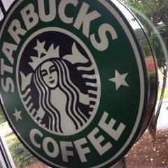 Photo taken at Starbucks by Erik M. on 9/25/2013
