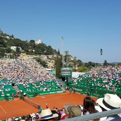 Photo taken at Monte-Carlo Country Club by Solecito B. on 4/13/2015