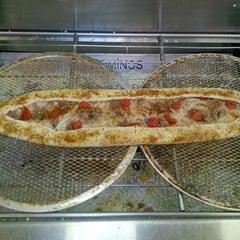 Photo taken at Domino's Pizza by Selda Ç. on 8/27/2014