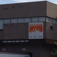 Photo taken at Food Bank for New York City by Richard on 6/5/2013