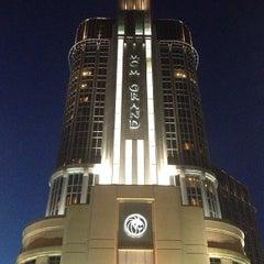 Photo taken at MGM Grand Detroit Casino & Hotel by Matt G. on 1/10/2013