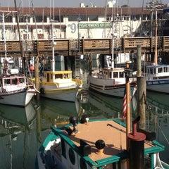 Photo taken at Fisherman's Wharf by Julianne F. on 2/14/2013
