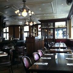 Photo taken at Bravo Brasserie Restaurant by fishy f. on 11/15/2013