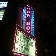 Photo taken at The Showbox by Sonny S. on 11/17/2012
