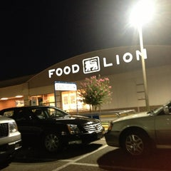 Photo taken at Food Lion Grocery Store by Terri E. on 9/11/2013