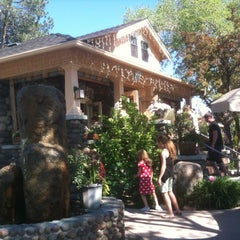 Photo taken at Stone House Cafe by Mark C. on 5/20/2012