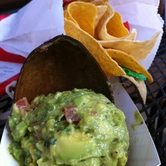 Photo taken at Nachomama's Tex-Mex by Carrie N. on 4/21/2012