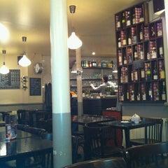Photo taken at Café Parisien by Luis G. on 1/10/2013