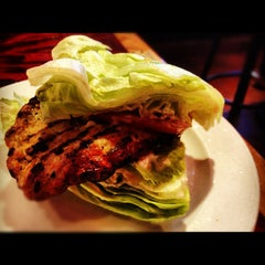 Photo taken at Red Robin Gourmet Burgers by Derek M. on 10/13/2012