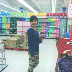 Photo taken at Carrefour by Aditya A. on 5/27/2013