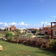 Photo taken at Monte Santo Resort by Tiago P. on 10/1/2013