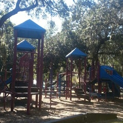 Photo taken at Warren Park by Rafa C. on 11/3/2013