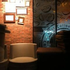 Photo taken at Coffee Ten by Alphonsius James P. on 10/31/2013