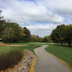 Photo taken at North Hills Country Club by Dale S. on 10/13/2015