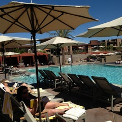 Photo taken at Westin Desert Willow Pool by Carra R. on 2/25/2013