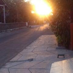Photo taken at Ambarketawang by gregorius y. on 9/23/2012