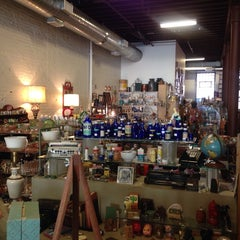 Photo taken at Second Chance Antiques & Collectibles by Chad C. on 2/14/2014