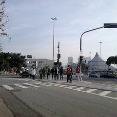Photo taken at Avenida Ermano Marchetti by Yasmin A. on 6/26/2014