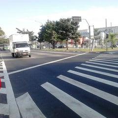 Photo taken at Avenida Ermano Marchetti by Yasmin A. on 6/25/2014