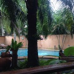 Photo taken at Thai Pura Resort by Nurse S. on 11/13/2015