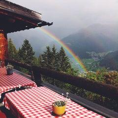 Photo taken at Schatzalp Panorama Restaurant by Celia A. on 9/21/2014