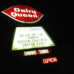 Photo taken at Dairy Queen by Rob H. on 9/2/2013
