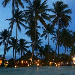 Photo taken at Koh Mook Sivalai Beach Resort by Ela H. on 2/27/2013