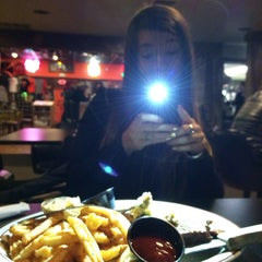 Photo taken at KemoSabes Roadhouse Grill by Christopher R. on 1/25/2014