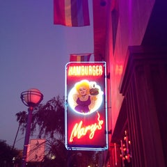 Photo taken at Hamburger Mary's by Kevin K. on 5/30/2013