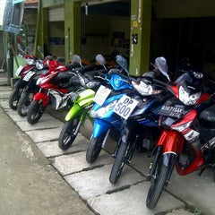 Photo taken at Berkah Motor by muhammad z. on 11/10/2012