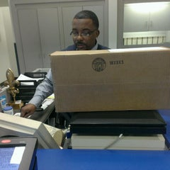 Photo taken at US Post Office by John J. on 1/24/2014