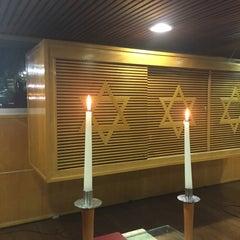Photo taken at Sinagoga da Hebraica by Jose Luiz G. on 8/7/2015