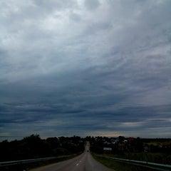 Photo taken at Рождествено by О'Кс@на П. on 7/10/2015
